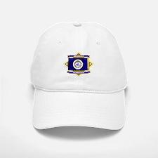 Nashville Flag Baseball Baseball Cap