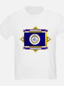 Nashville Flag T-Shirt