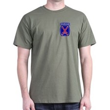 10th Mountain Division T-Shirt (Dark)