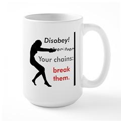 Chainbreaker Large Mug