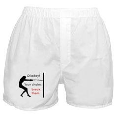 Chainbreaker Boxer Shorts