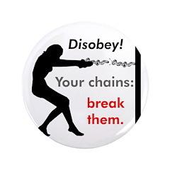 """Chainbreaker 3.5"""" Button (100 pack)"""
