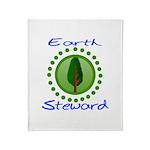 Earth Steward 2 Throw Blanket