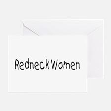 Redneck Women Greeting Cards (Pk of 10)