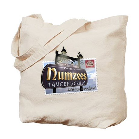 Numzees Tavern and Grille Tote Bag