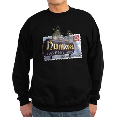 Numzees Tavern and Grille Sweatshirt (dark)
