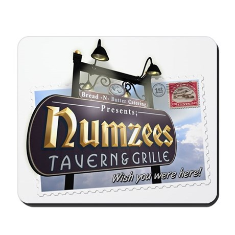 Numzees Tavern and Grille Mousepad