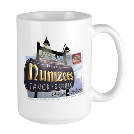 Numzees Tavern and Grille Large Mug