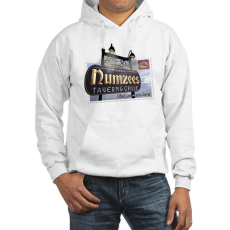 Numzees Tavern and Grille Hooded Sweatshirt
