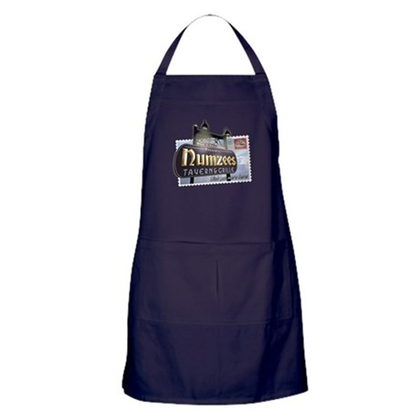 Numzees Tavern and Grille Apron (dark)