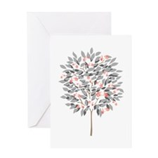 VESPA TREE Greeting Card