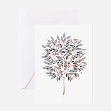 VESPA TREE Greeting Card