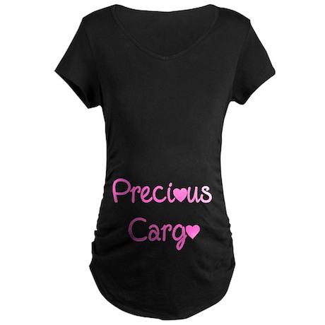 Precious Cargo Maternity Dark T-Shirt