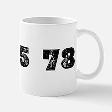 Revolutions per minute Mug