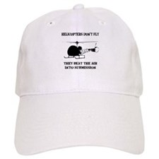 Unique Military helicopter Baseball Cap