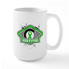 Bile Duct Cancer Survivorship Mug