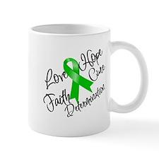 Love Hope Bile Duct Cancer Mug