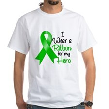 Hero Ribbon Bile Duct Cancer Shirt