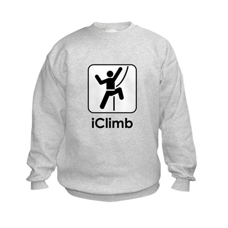 iClimb Kids Sweatshirt