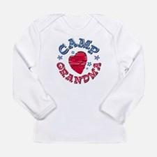 Camp Grandma Long Sleeve T-Shirt