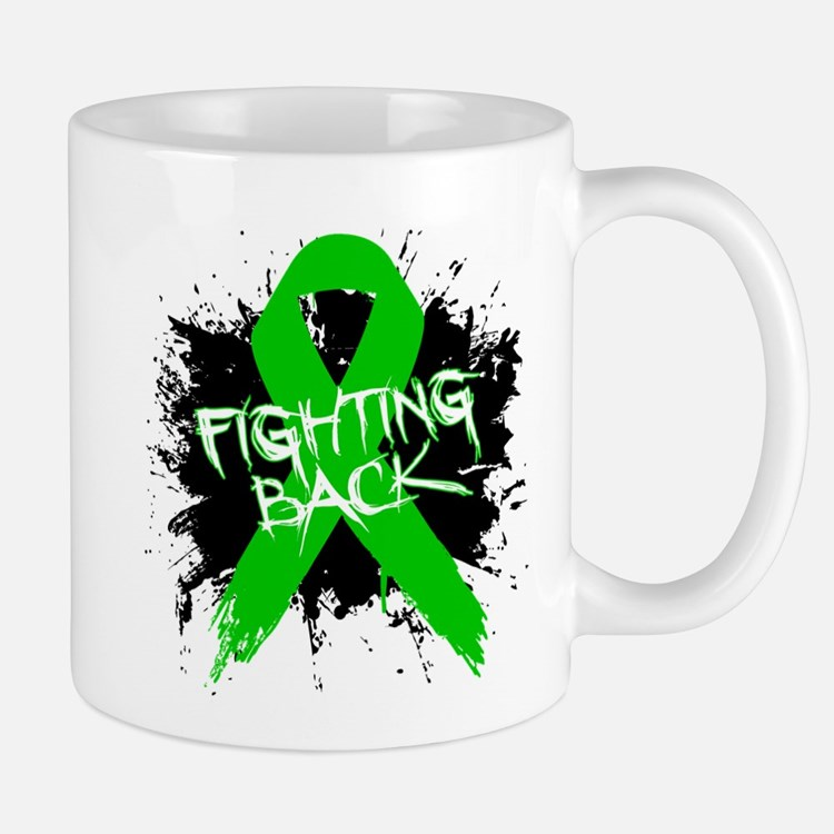 Fighting Back Bile Duct Cance Small Small Mug