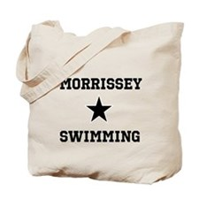 Morrissey Swimming Tote Bag