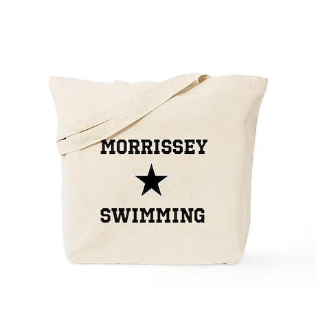 Morrissey Swimming Tote Bag