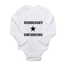 Morrissey Swimming Long Sleeve Infant Bodysuit
