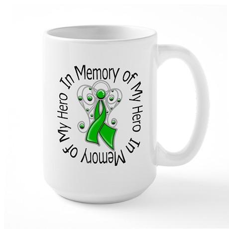 Angel In Memory Bile Duct Large Mug