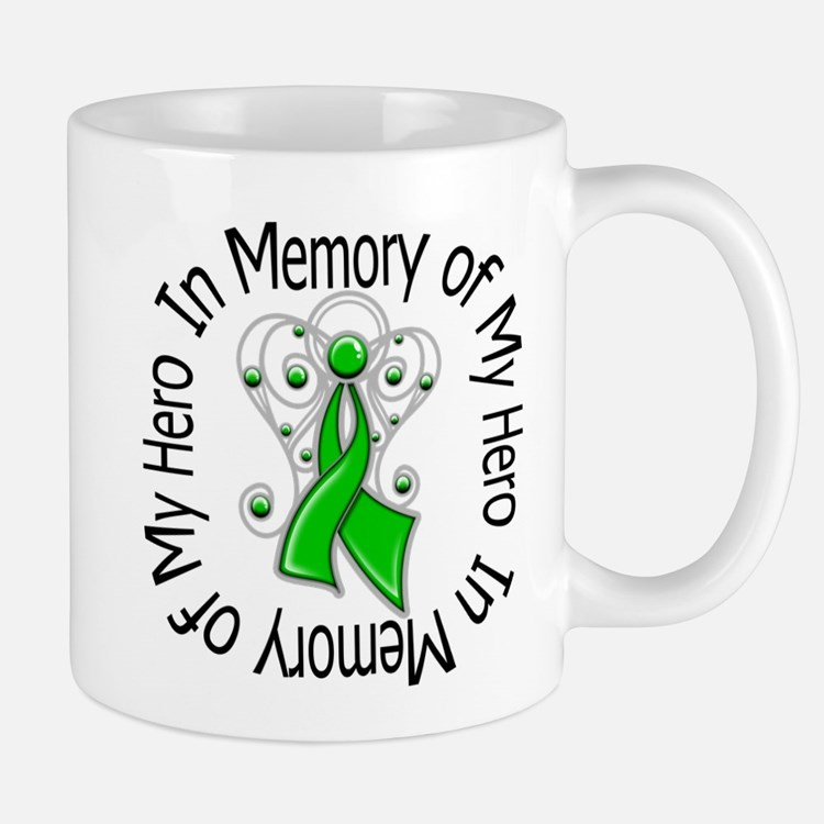 Angel In Memory Bile Duct Mug