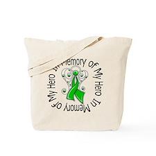 Angel In Memory Bile Duct Tote Bag
