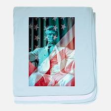American Spirit baby blanket