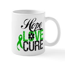 Hope Love Cure Bile Duct Mug