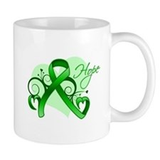 Heart of Hope Bile Duct Cance Mug