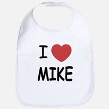 I heart Mike Bib