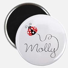 Ladybug Molly Magnet