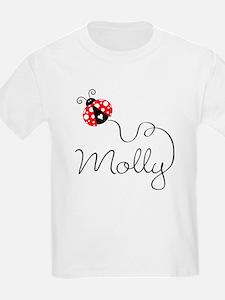 Ladybug Molly T-Shirt