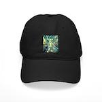 African Antelope Green Black Cap
