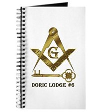 Doric Lodge #6 Journal