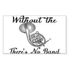 Without the French Horn Decal
