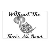 French horn Stickers & Flair