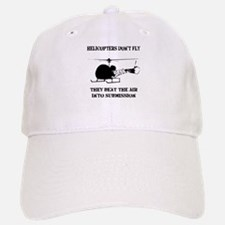 Helicopter Submission Baseball Baseball Cap