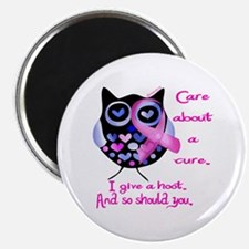 "Cute Breast cancer walk 2.25"" Magnet (100 pack)"