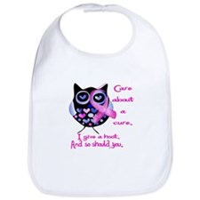 Unique Womens owl Bib