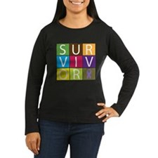 Hodgkins Lymphoma Survivor T-Shirt