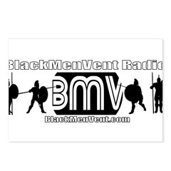 BMV Flag Postcards (Package of 8)