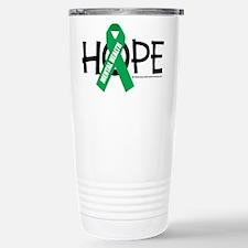 Mental Health Hope Stainless Steel Travel Mug