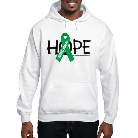 Mental Health Hope Hooded Sweatshirt