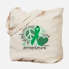 Mental Health PLA Tote Bag