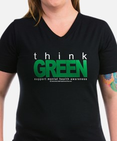 Think Green Mental Health Shirt
